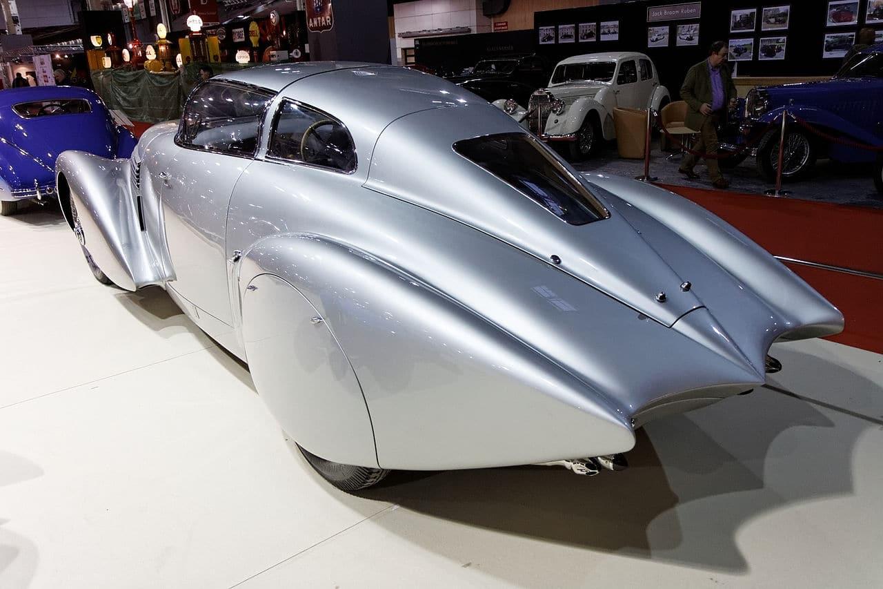 Hispano-Suiza H6C Dubonnet Xenia Saoutchik Coupe 1938