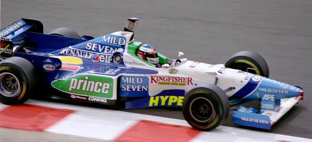 Jean-Alesi-Benetton 1996