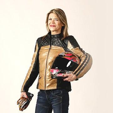 Karine Sliz femme pilote Multi disciplines moto son parcours