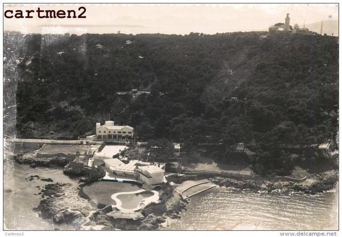 La villa de la famille DUBONNET construite par BARRY DIERKS AU CAP D'ANTIBES