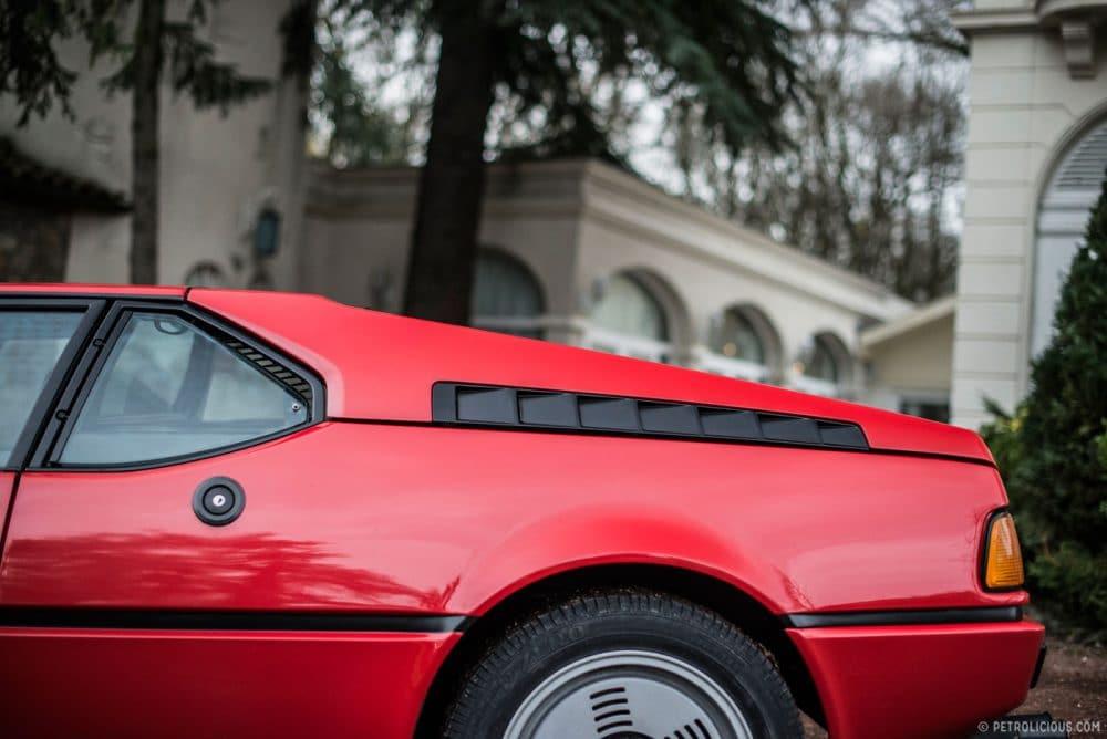 Une pépite sortie de grange BMW M1 valeur enchère 500.000€