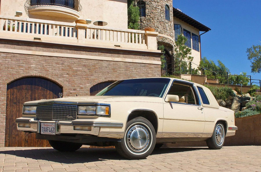 Cadillac DeVille Fleetwood 1984