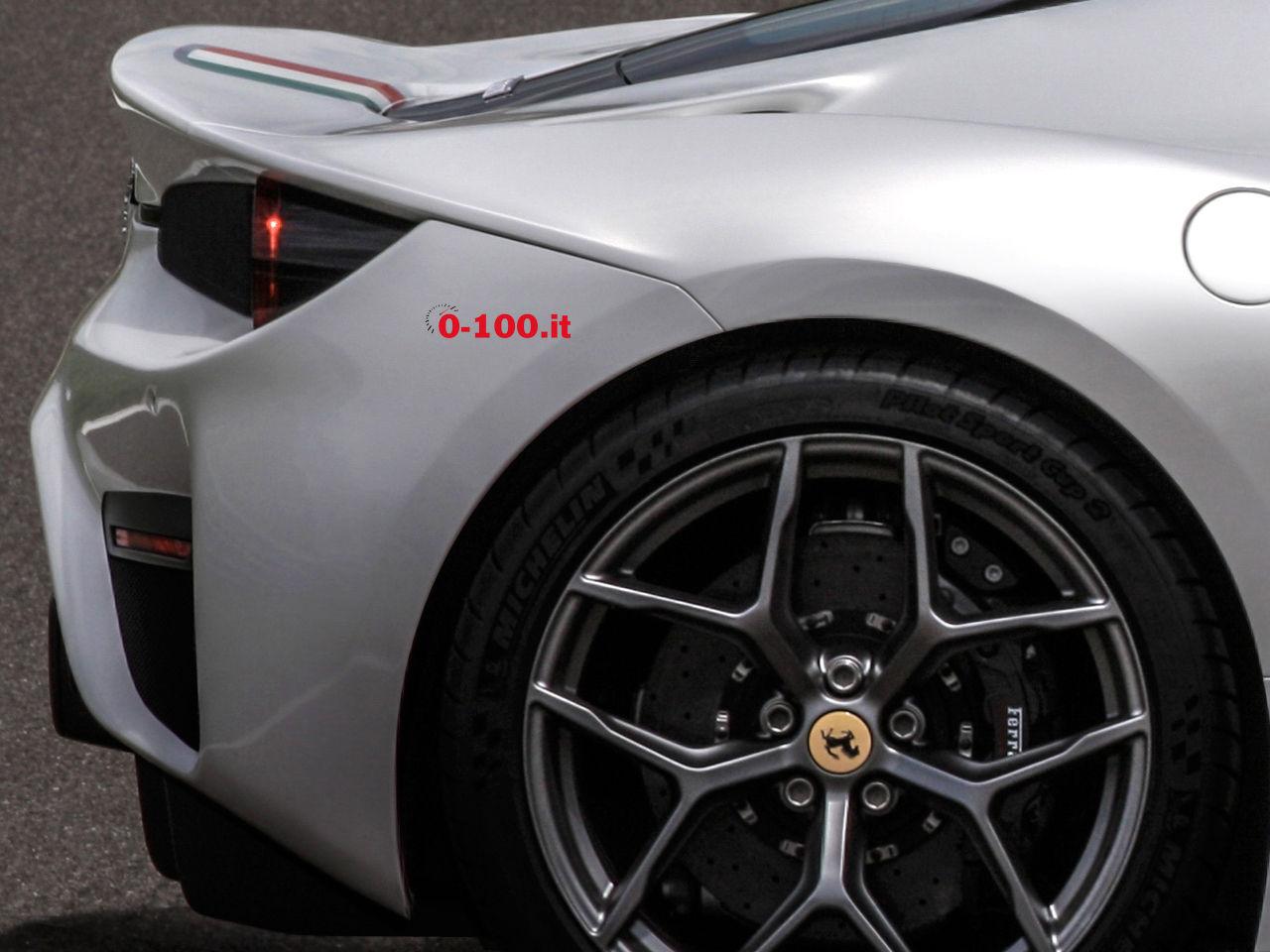 Ferrari 458 MM Jante commande speciale