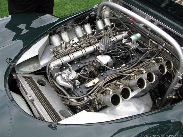 Jaguar XJ13 moteur