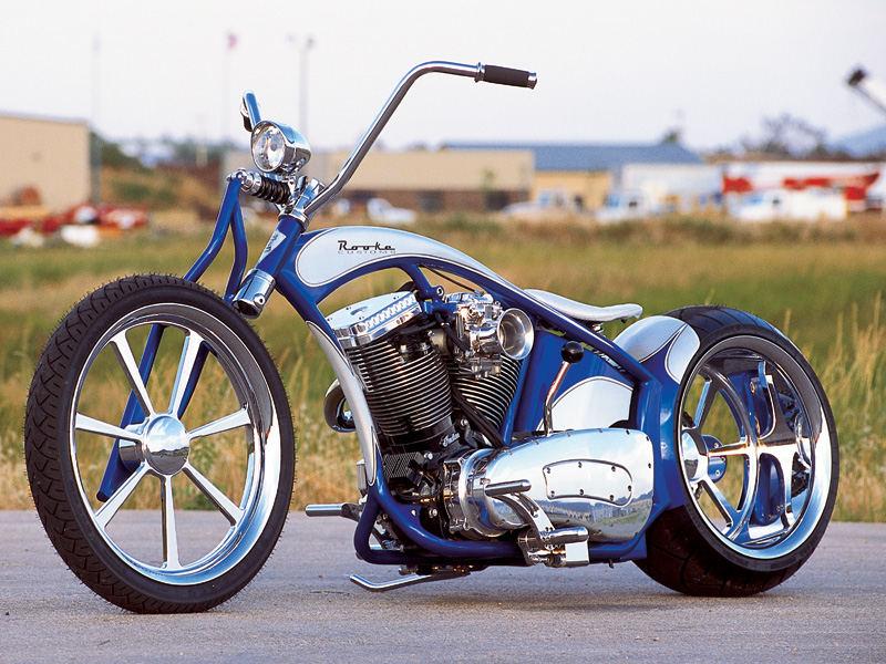 Jesse James impose sa touche perso sur chaque moto fabriquée à la main Ses clients VIP sont prêts à patienter des années et débourser beaucoup d'argent