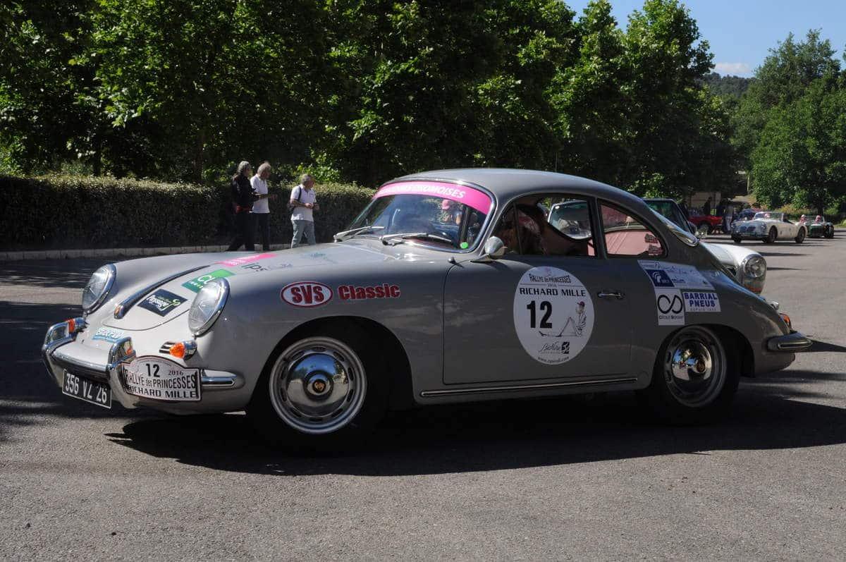 Porsche 356 B DE 1962