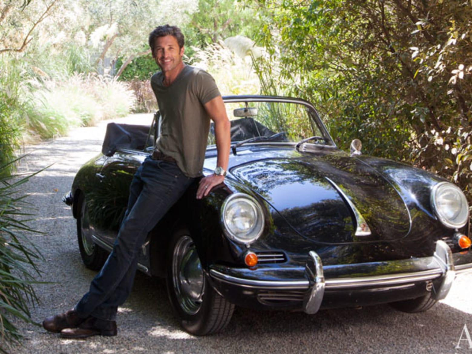 Porsche 356 Patrick Dempsey acteur