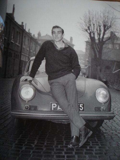 Porsche 356 Sean Connery