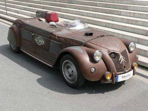 Rassemblement anciennes Citroën CITRONNADES Sainte Marie la Mer