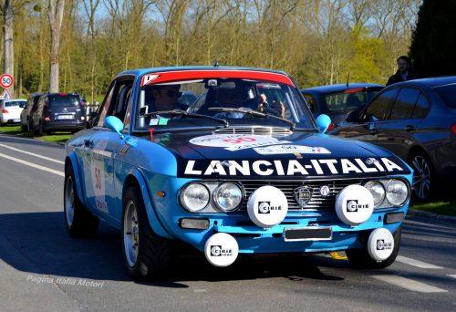 Lancia Fulvia Coupe 1600 HF Route d'Automne Rallye Club / VHCClub des Six Cylindres 3ème weekend septembre Grâce à l'agenda de l'Atelier du Loft retrouvez tous les événements auto