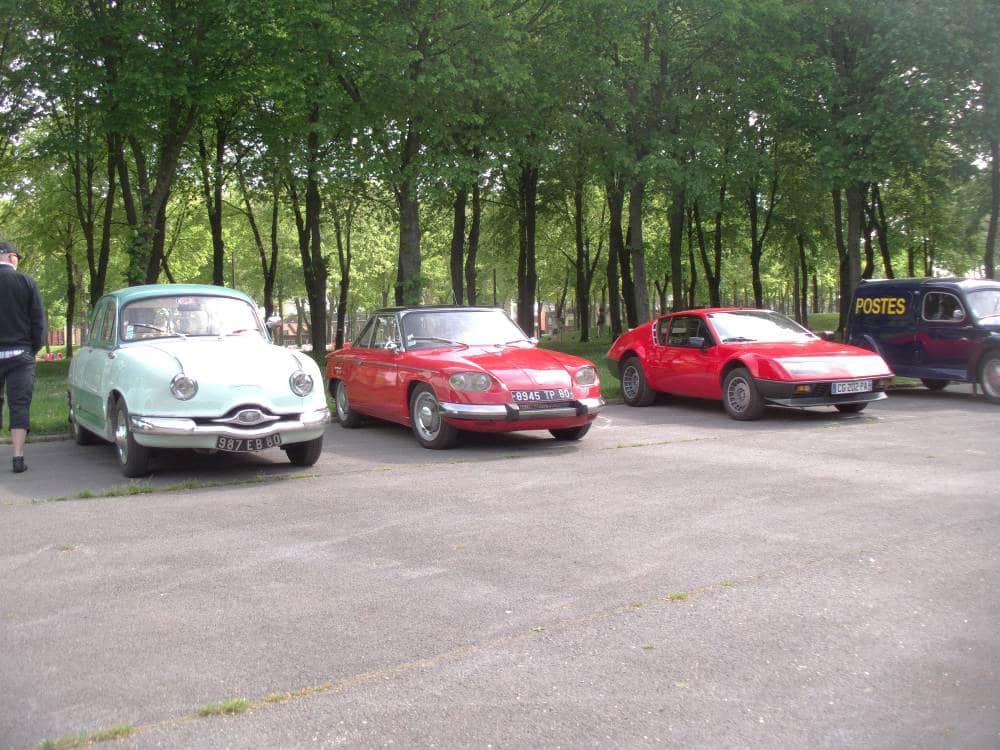 Le mensuel Amiens en anciennes à lieu chaque 3 ème dimanche sauf pour le mois de juillet.