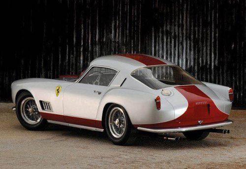 1956, Ferrari GT250 Tour de France RENCONTRE AUTO MOTO ANCIENS À VERCEL VILLEDIEU LE CAMP 3e dimanche septembre. Agenda de l'Atelier du Loft retrouvez les événements auto moto