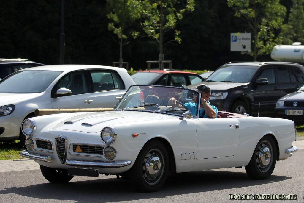 Alfa Romeo 2000 Mensuel Vesontio Classic Cars BESANCON