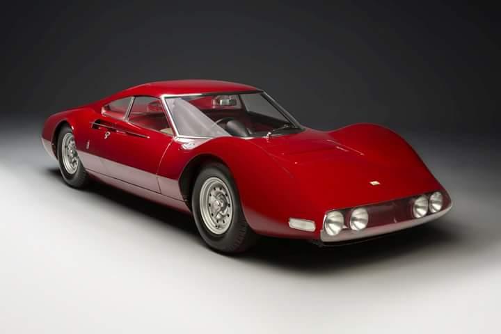 R Dino Berlinetta Speciale - 1965 Mensuel autos AUDENGE
