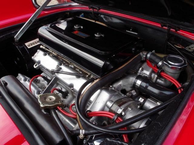 Moteur V6 Ferrari Dino 246GT