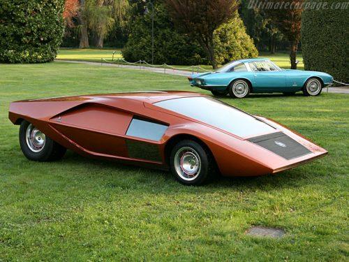 Lancia Stratos 0