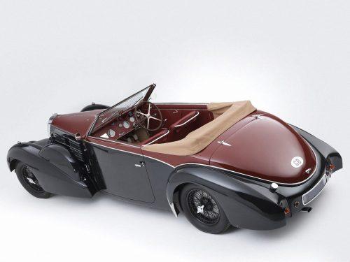 bugatti type 57c stelvio Salon modèle réduit maquette PONT-DE-VEYLE