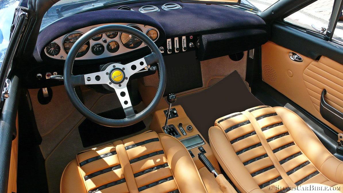 Ferrari Dino 246GT GTS