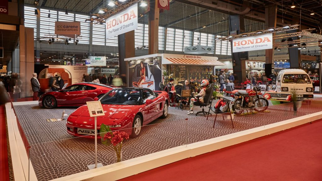 Salon Retromobile