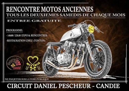 Mensuel motos anciennes Toulous
