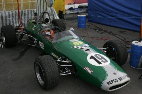 1967 Brabham BT21 F3 1000cc