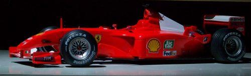 Ferrari F2001 vendue aux enchères 4 millions d'euros Michael Schumacher Ferrari F2001 vendue aux enchères 4 millions d'euros Ferrari F2001 vendue aux enchères 4 millions d'euros Michael Schumacher, Ferrari F2001