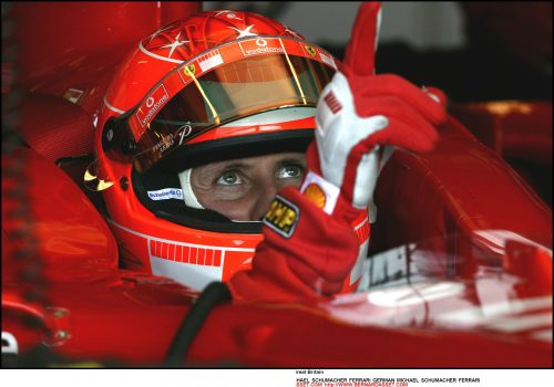 Michael Schumacher Ferrari F2001 vendue aux enchères 4 millions d'euros Ferrari F2001 vendue aux enchères 4 millions d'euros Michael Schumacher, Ferrari F2001