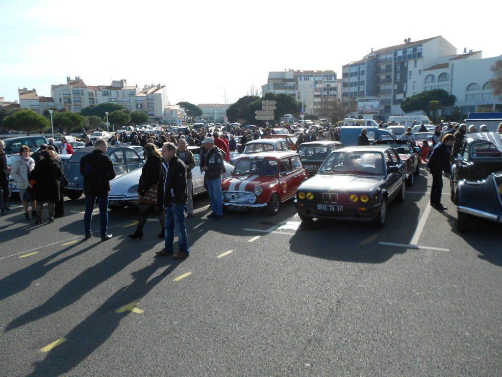 Le mensuel autos La Rochelle, c'est depuis 2001, un Rendez-vous informel ouvert à tous