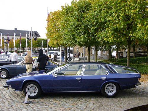 Lamborghini_Faena_1978_seitlich RDV auto annuel Arènes de MIMIZAN 4e dimanche septembre tout type véhicule ancien, d'exception|Agenda événements auto moto de Daniela DAUDE artiste ART auto