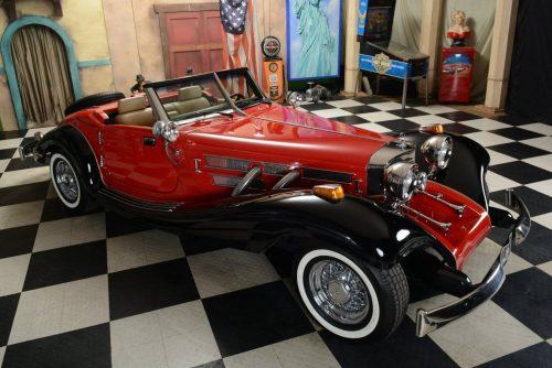 Mercedes-Benz 500K Convertible 1934 RDV mensuel Legend auto moto LA SEGUINERE parc autos motos anciennes et nouvelles.Agenda événements autos motos de Daniela DAUDE artiste Art automobile