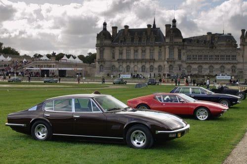 monica 1973 Article rédigé par Daniela DAUDE artiste ART automobile Monica la belle oubliée 1966-1975 une auto française de luxe promise à la gloire tombée dans l'oubli