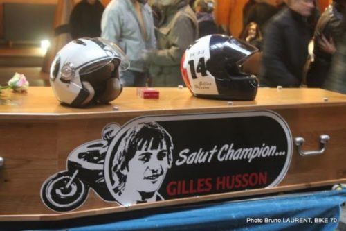 GILLES-HUSSON RIP Hommage