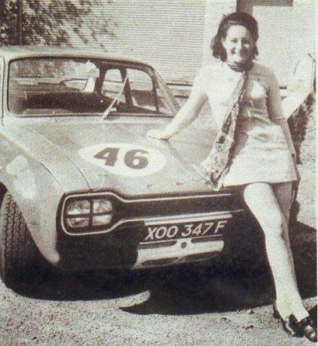 Yvette Fontaine 1969