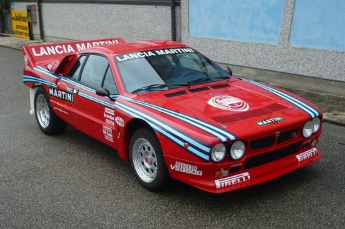 Lancia Rally 037 Stradale 1982
