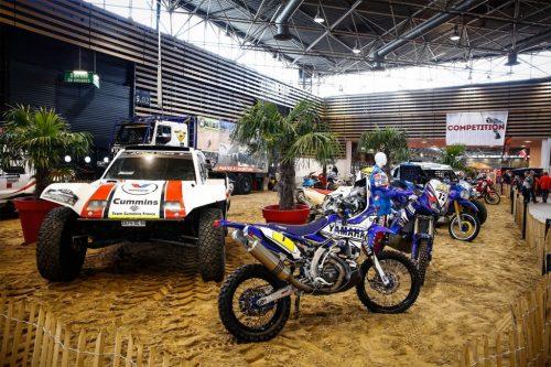 Tout ce que vous devez savoir pour vous rendre au Salon du 2 roues LYON Eurexpo- Agenda d'événements autos motos de Daniela DAUDE artiste mobilier avec pièces autos motos