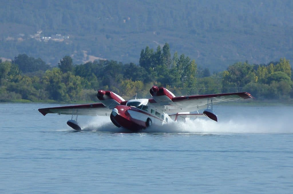 avion amphibie SCAN 30