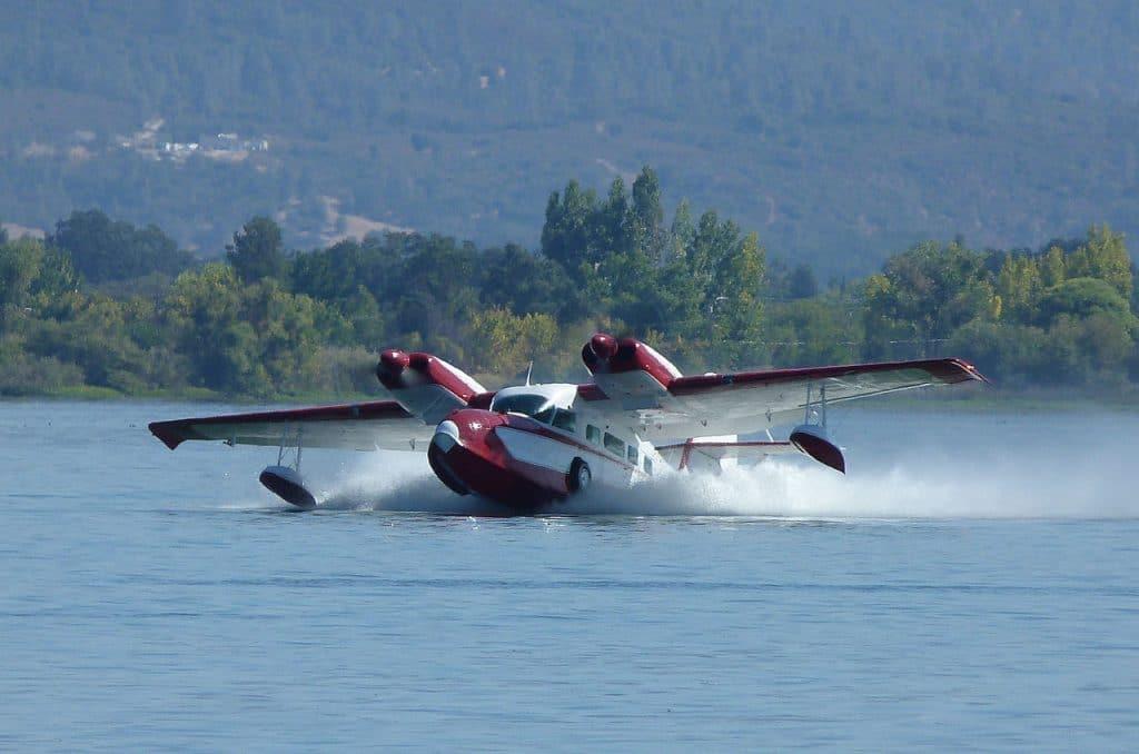 avion amphibie SCAN 30