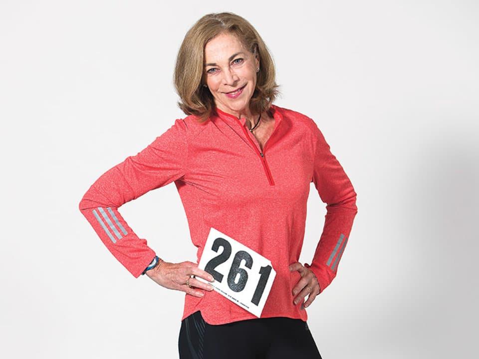 Kathrine Switzer est l'une des pionnières de la course à pied féminine