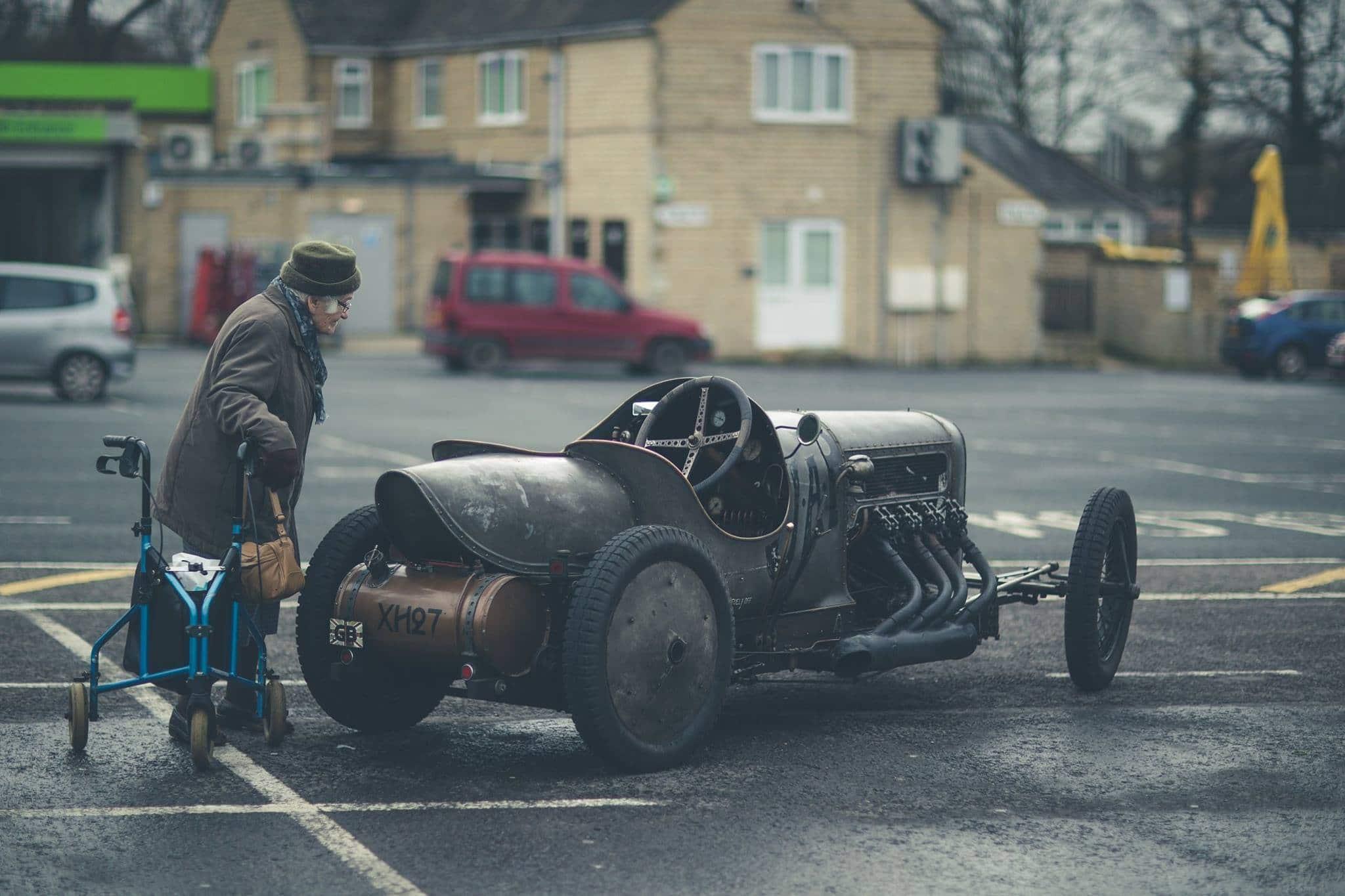 LUMBRES Historic Auto