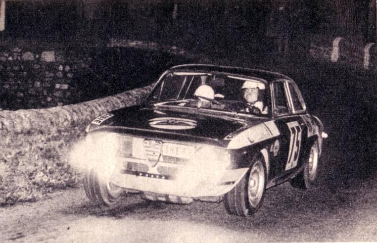 Christine Beckers Critérium des Cévennes 1968
