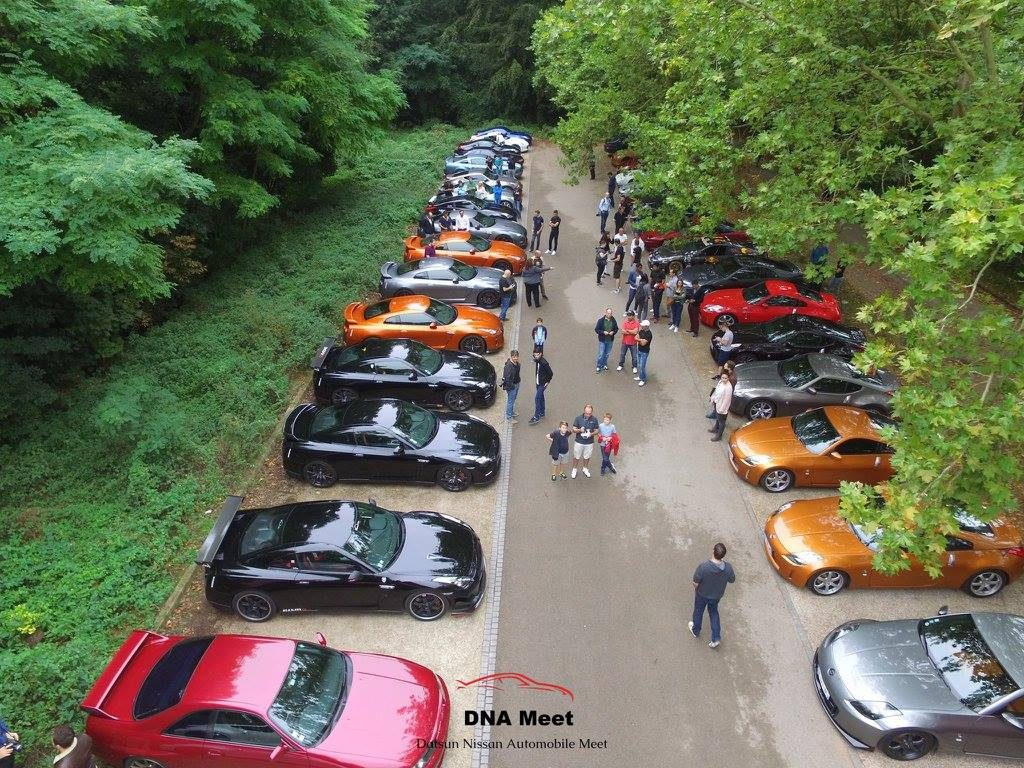 Mensuelle DNA Meet Datsun Nissan