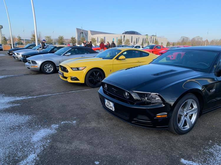 3e dimanche XXL Widebody ZL1 Rencard Autocollection ARRAS
