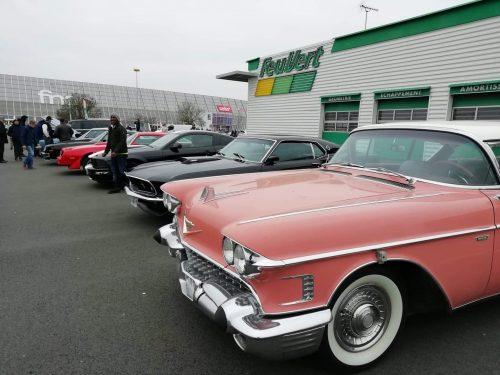 Mensuel Expo voitures américaines LA-ROCHE-SUR-YON