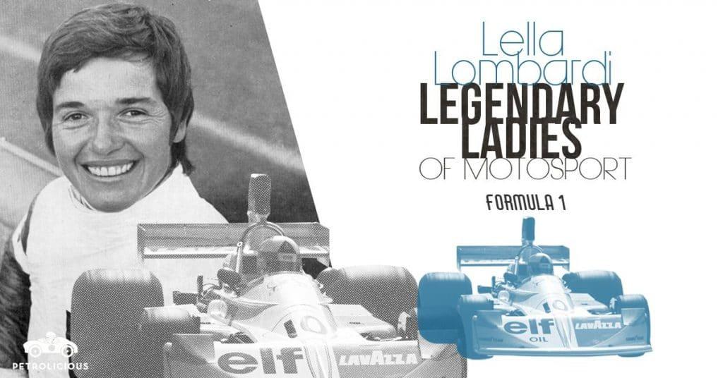 est incontestablement la meilleure femme pilote qui courut lors du championnat du monde de F1
