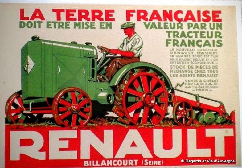 ando Tracteurs et Machines Agricoles Anciennes