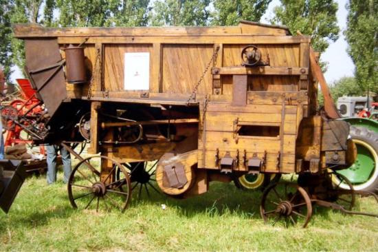 événement Rando Tracteurs et Machines Agricoles Anciennes dernier weekend avril