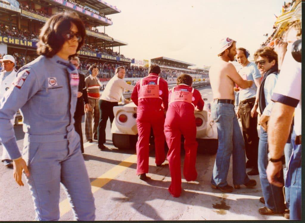 1975 Christine Dacremont aux 24h du Mans